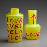 Unnamed with LOVE / yellow