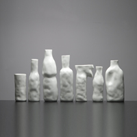 Abstract Collection White
