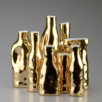 Abstract Collection Gold